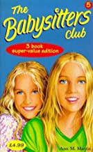 """Babysitters Club Collection: """" Little Miss Stoneybrook...and Dawn """" , """" Hello, Mallory """" , """" Goodbye Stacey, Goodbye """" No...."""