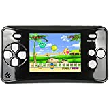 """Portable Handheld Games for Kids 2.5"""" LCD Screen Game Console TV Output Arcade"""