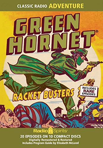 Green Hornet: Racket Busters  By  cover art