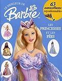 Barbie : princesses et contes de fées: Album d'autocollants