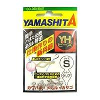 ヤマシタ(YAMASHITA) YHビーズ S クリア