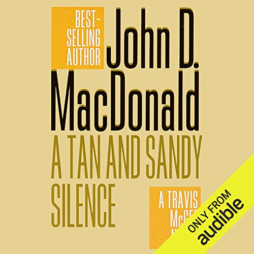 Couverture de A Tan and Sandy Silence