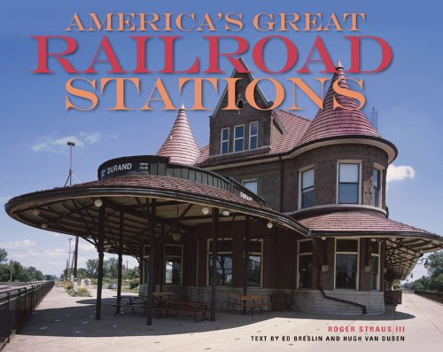 America's Great Railroad Stations (English Edition)