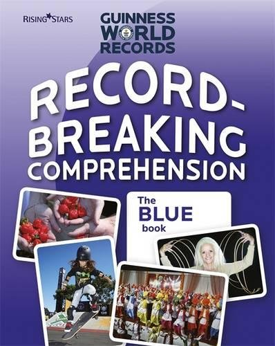 Record Breaking Comprehension: Year 5 (Guinness World Records) (Guinness Record Breaking Comp)