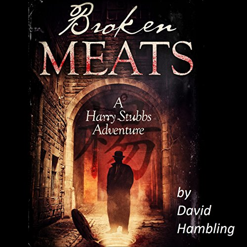 Broken Meats audiobook cover art