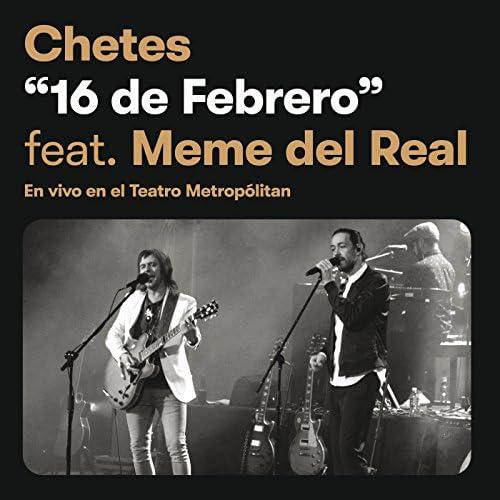 Chetes feat. Meme Del Real