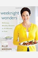Weeknight Wonders by Ellie Krieger (27-Dec-2013) Hardcover Board book