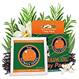 Outback Pain Relief - All Natural Pain Relief Towelettes - Topical Oil...