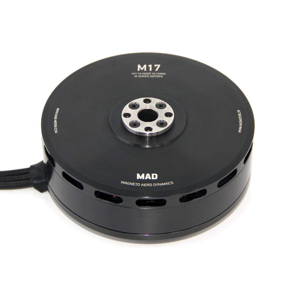 MAD COMPONENTS M17 IPE V1.1 100KV brushless Motor for Heavy