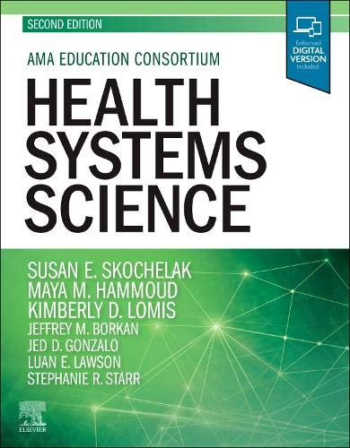 Image OfHealth Systems Science