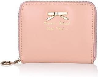 Toraway Wallet, New Hot Women Korean Cute Bowknot Zipper Purse Short Wallets Cluth Bags Handbags