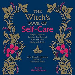 best witchy books for beginners#7 witch's book of self care cover