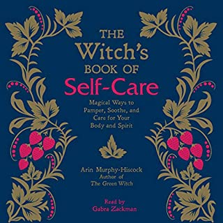 The Witch's Book of Self-Care cover art
