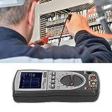 Medidor De Voltaje, Multímetro Digital Pantalla A Color Para Laboratorios Para Fábricas Para Familias