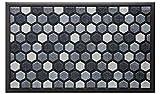 LAKO - Felpudo sintético 75 x 45 x 0,9