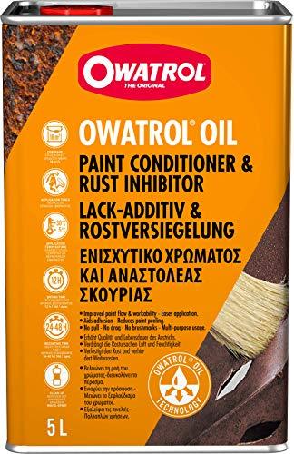 Owatrol 734 - Multifunción Rust Rustol- / aditivo pintura 5L