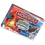 HYE Juego Mesa Pokemon Monopoly,Juegos...