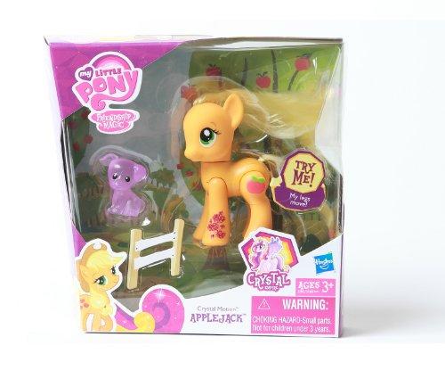 My Little Pony Deluxe Pony Crystal Motion Applejack