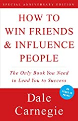 How to Win Friends & Influence People by Dale Carnegie 1998 Paperback New Brand New Officially Licensed