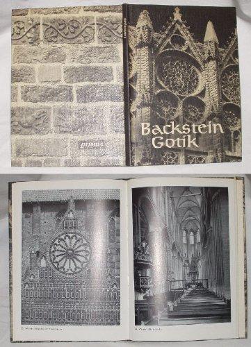 Bestell.Nr. 816732 Backstein Gotik - Bauten aus dem norddeutschen Raum, Die Schatzkammer Band 37