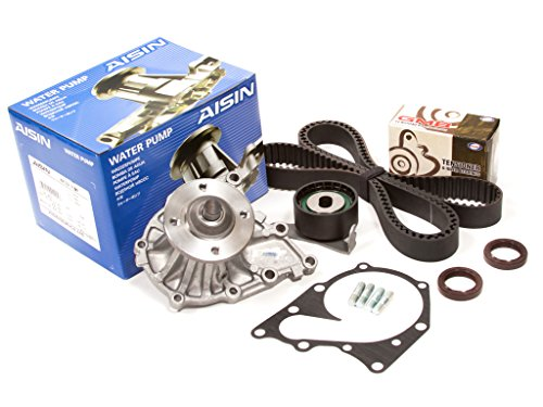 Evergreen TBK126WP Compatible With Toyota 7MGE DOHC Turbo Timing Belt Kit w/Water Pump