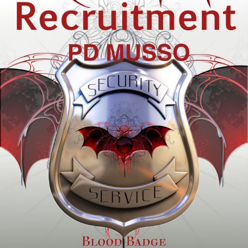 Recruitment audiobook cover art