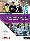 Famille des métiers de la Gestion administrative du Transport de la...