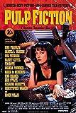 Maxi-Poster mit Pulp-Fiction-Deckblatt–61cm x