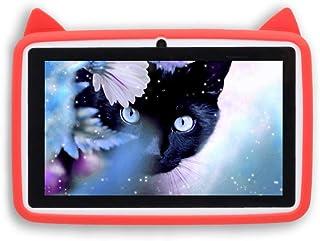Cidea Kidstab CM40 Wifi Tablet - 7 Inch, 16GB, 1GB RAM, WiFi (Red)