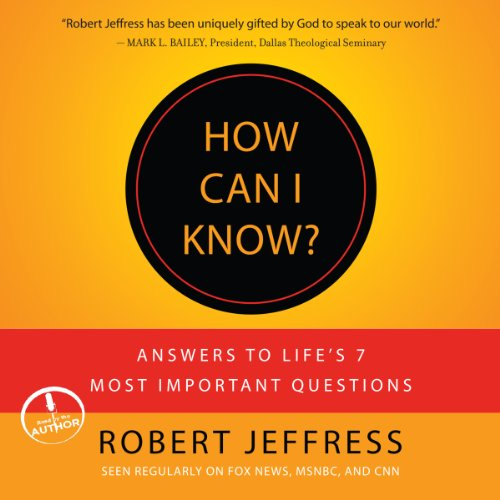 How Can I Know? audiobook cover art