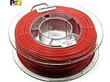 POPESQ 330 g x Premium Filamento 3D Impresora Pet-G 1.75mm Rojo / 330 g x Premium Filamento 3D...