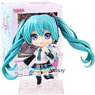 VOCALOID Miku Hatsune V4 Chinese Nendoroid Action Figure # 854 Good Smile