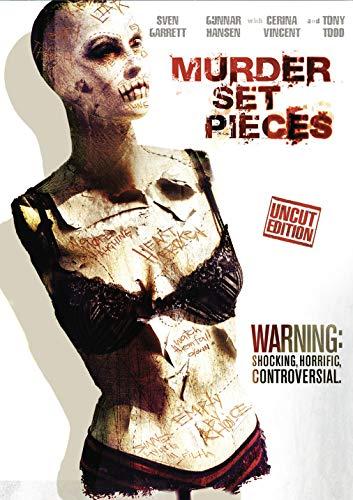 Murder Set Pieces - Uncut/Limited Edition
