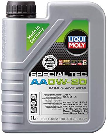 Liqui Moly 9734 Special Tec Aa 0w 20 5 L Auto