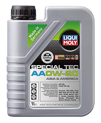 LIQUI MOLY 9701 Special Tec AA 0W-20 1 l