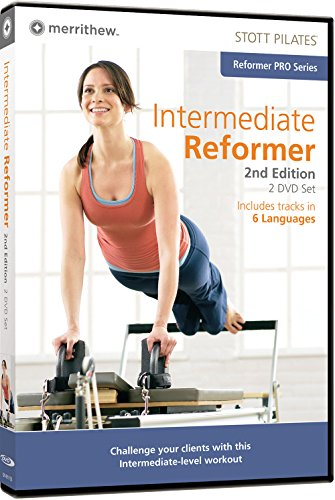 Stott Pilates: Intermediate Reformer 2Nd Edition (2 Dvd) [Edizione: Stati Uniti]