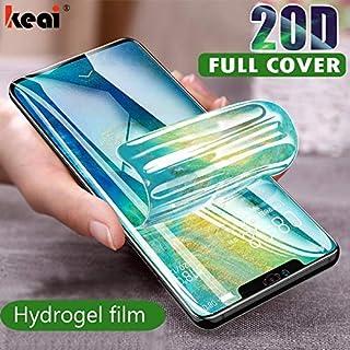 واقيات شاشة الهاتف من VINTO-Phone - غشاء هيدروجيل واقي الشاشة 20D لـ Huawei P40 P20 P30 Lite واقية لـ Huawei Mate 20 Pro 1...