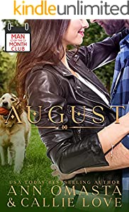 Man of the Month Club: AUGUST: A Hot Shot of Romance Quickie featuring a Single Mom and a Younger Firefighter