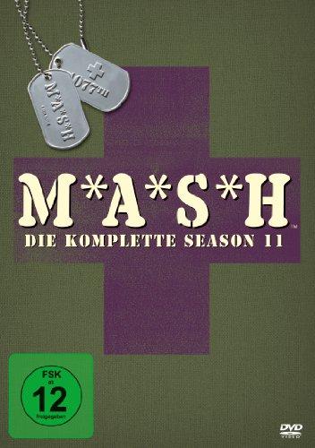 M*A*S*H - Die komplette Season 11 [3 DVDs]
