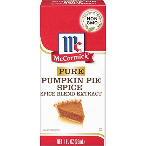 McCormick Pure Pumpkin Pie Spice Blend Extract, 1 fl oz