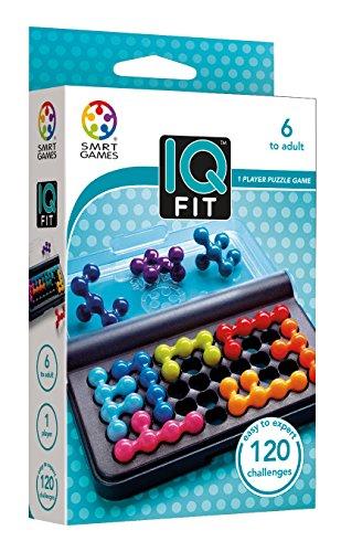 SMRT Games IQフィット 脳トレ パズルゲーム SG423JP 正規品