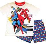 Pijama Dos Piezas Vengadores Liga de la Justicia