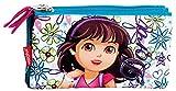Dora La Exploradora - Portatodo triple (Montichelvo 51944) , color/modelo surtido