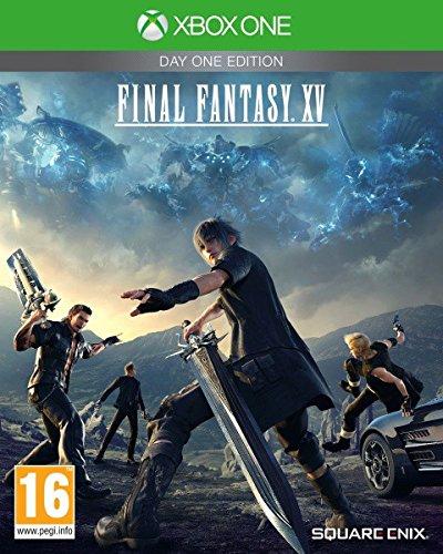 Final Fantasy XV Day One Edition (XONE) (PEGI)