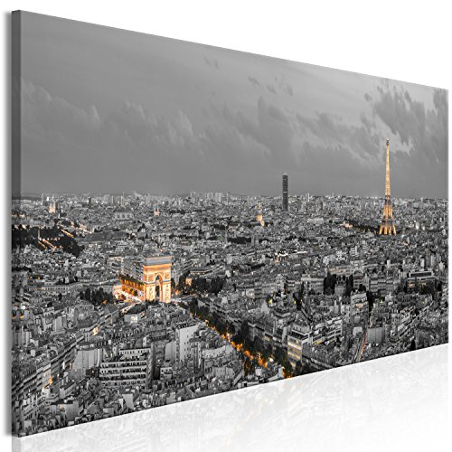 murando Cuadro en Lienzo Paris 135x45 cm 1 Parte impresión