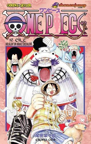 One Piece 17. Cilt: Hiluluk'un Kiraz Çiçekleri