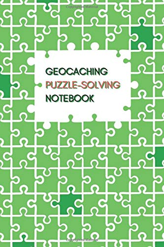 Geocaching Puzzle-Solving Notebook: Graph paper notebook for solving your geocaching puzzle chaches |  6