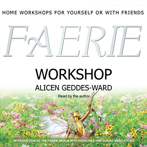 Faerie Workshop audiobook cover art