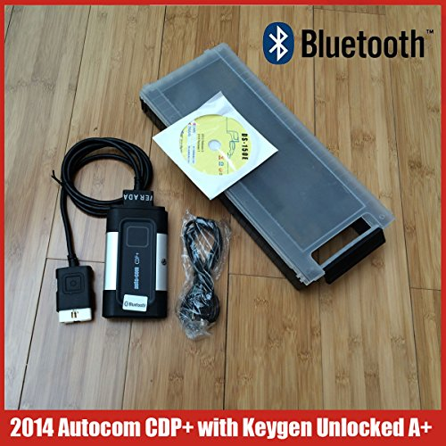 Big Save! 2014.2 with keygen Auto Diagnostic Tool Tester Scanner for Cars Trucks same as Autocom cdp...