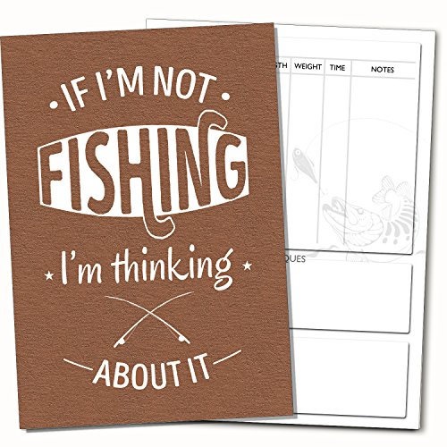 Fitness & Wellbeing Angeln Log Book, Angeln Tagebuch/Tagebuch, A5Fishermans Log Diary, Angler Log, Cover 02